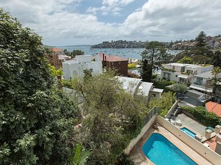 Prestigious location - Double Bay Harbour views
