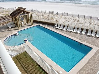 Romar Place 303: 3br/2ba 3rd floor gulf front condo in Orange Beach, Sleeps 8