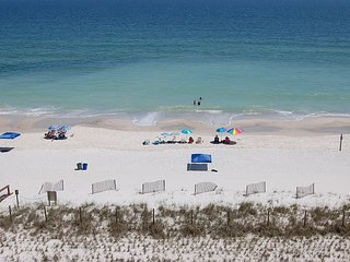 Tropical Winds 602: 2br/2ba gulf front condo in Gulf Shores, Sleeps 6