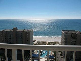 Crystal Tower 1406: Beautiful 2br/2ba condo in Gulf Shores, Sleeps 6