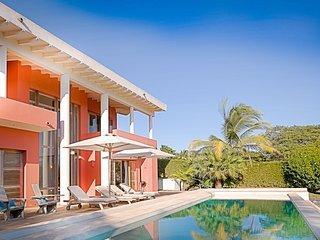Pedasi: gorgeous architect villa on the beach in Playa Destiladeros