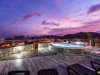 Apartamento con Terraza en El Rodadero - Terrazas Tayrona by CHD, Santa Marta