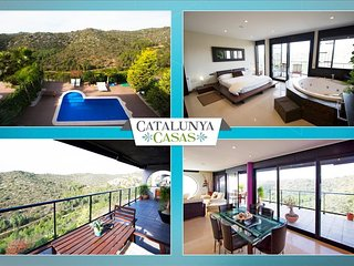 Modern villa in Calafell for 8 guests, only 4km to the beaches of Costa Dorada!