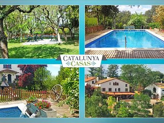 Masia de Gaia for up to 20- 39 guests in the Catalonia countryside!, Gaià