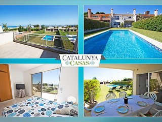 Delightful Villa Roda de Bara, just 100 meters to the Costa Dorada beach!, Roda de Barà