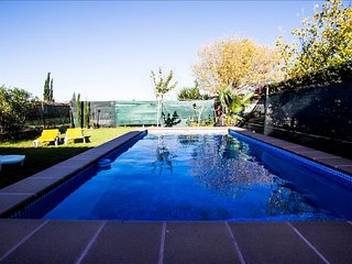 Villa del Sol for 7 in Deltebre, Tarragona, only 5km from the beaches of Costa Dorada!, Bítem
