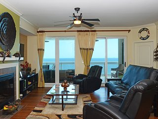 Summer Specials - Oceanfront 3bed/3bath At Ocean Vistas #1005, Daytona Beach