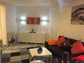 Apartment nähe Flughafen Düsseldorf / Messe / ISS-Dome - 2 Zi Kü Bad