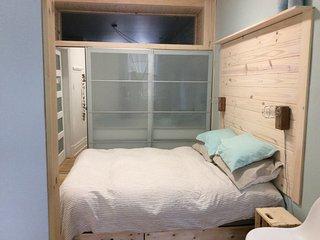 Appartement à louer à la semaine.  5 min du métro Beaubien