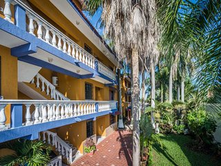 Furnished Affortable Apartment in Cozumel/ Full Bed Top Floor Unit/6