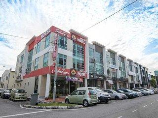 Sohotown Hotel Melaka - Room Super Family