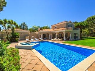 The ultimate villa in Quinta do Lago