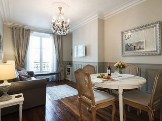Apartment in Paris with Internet, Lift, Washing machine (444522)
