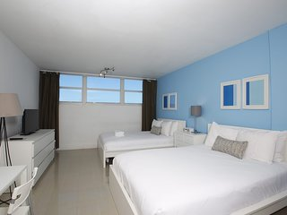 Studio apartment in Miami Beach with Internet (499464)