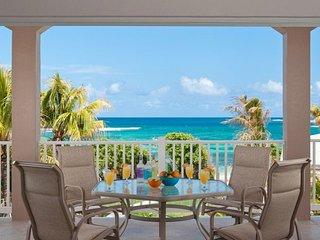 BEACHFRONT! Cruzan Sands Villa 2! Pool! Views!, Christiansted