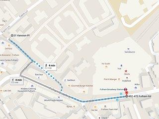 The Fulham Vanston Place - GA08