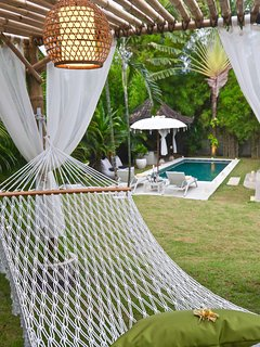 Hammock chill zone