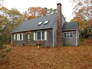 Peaceful Cape Cod Home with Marsh Views- 3 Miles to Marconi Beach