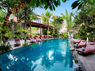 Superior Room in Echo Beach Canggu