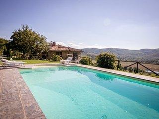 Villa Pian di Marte: uncontamined landscape!