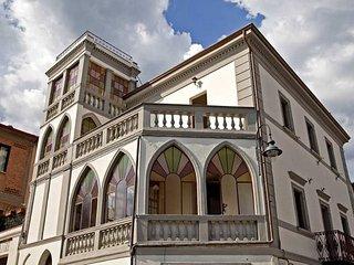 Villa Garibaldi Camera Garibaldi Rosso, Bettolle