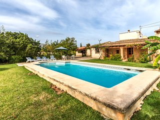 Villa with private pool in Pollenca (Can Mart)