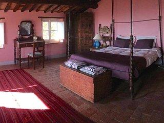 Casa Rosa, Matraia