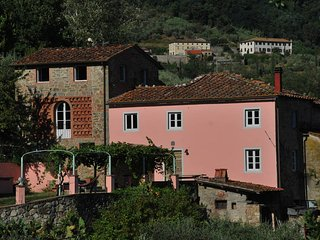 Casale dei ciliegi, Matraia