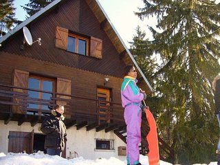 Apartment - 4 km from the slopes