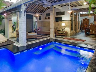 Cosy Excellent Location 2 Bedroom Villa, Seminyak""