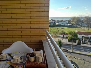 Apeadeiro do Mar - beach apartment near Porto Historical Centre