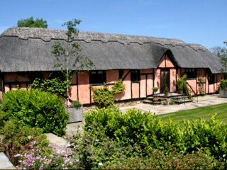 Charming Holiday Cottage at Streele Farm
