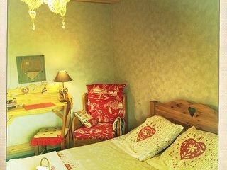 Chambre d'hôte Gentiane