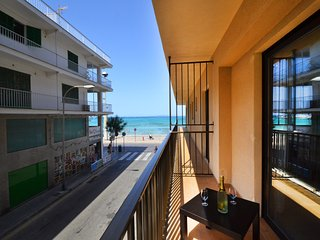 Terraced Dunas 2 Apartment in the heart of El Arenal., S'Arenal