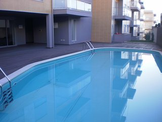PK B3 - Sao Martinho do Porto - Wonderful 2 bedroom apartment with shared pool