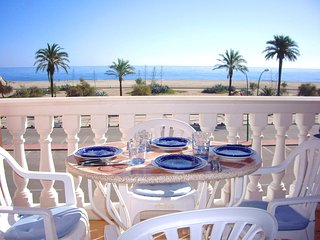 Apart.rent (0100) Apartamento Marenostrum frente al mar Empuriabrava