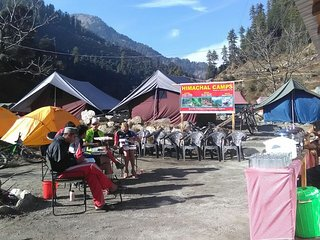 Himachal Camps (Barot)
