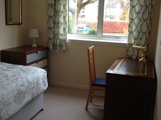 Single Room with a Big Desk, Edinburgh