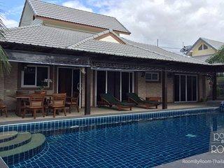 Villas for rent in Hua Hin: V6294