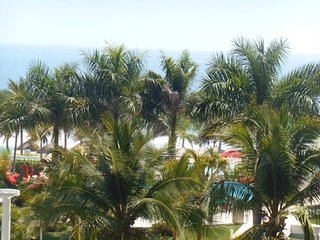 Gorgeous sea front apartment, beautifully decorated. Large, private terrace., Ixtapa