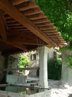 Maison de charme,Vue magnifique sur le Luberon,Terrasse et Jardins a Saignon