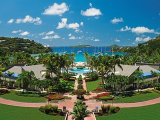 Westin St. John 3 Bedroom Bay Vista Villa 4TH OF JULY WEEK