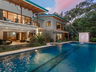 Luxury home in Playa Guiones, Nosara, Costa Rica: K-Rica Casa