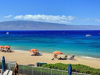 The Whaler,  Luxury 1 Bedroom,Ocean Front, Views of Molokai, Lanai & Black Rock