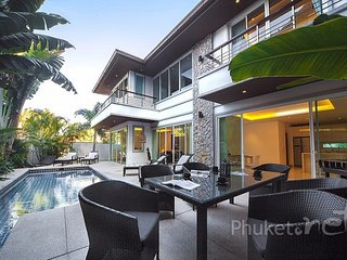 Spacious 3-Bed Kamala Pool Villa
