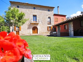 Catalunya Casas: Historic Orista mansion for 20 guests, surrounded by the Spanis