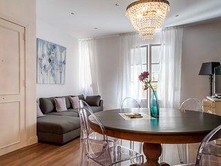 Bohemian duplex penthouse