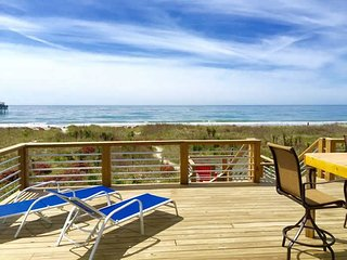 Oceanfront 3 bedroom Duplex, Atlantic Beach
