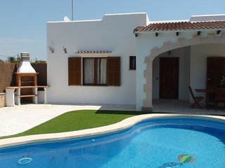 Villa 29 in Cala Llombards with private pool and W