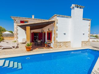Villa 56 in Colonia Sant Pere with private pool